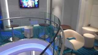 Norwegian Breakaway Studio Lounge And Studio Cabin Video