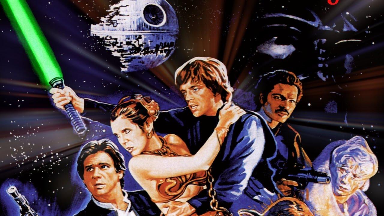 Star Wars Episode Vi Die R 252 Ckkehr Der Jedi Ritter