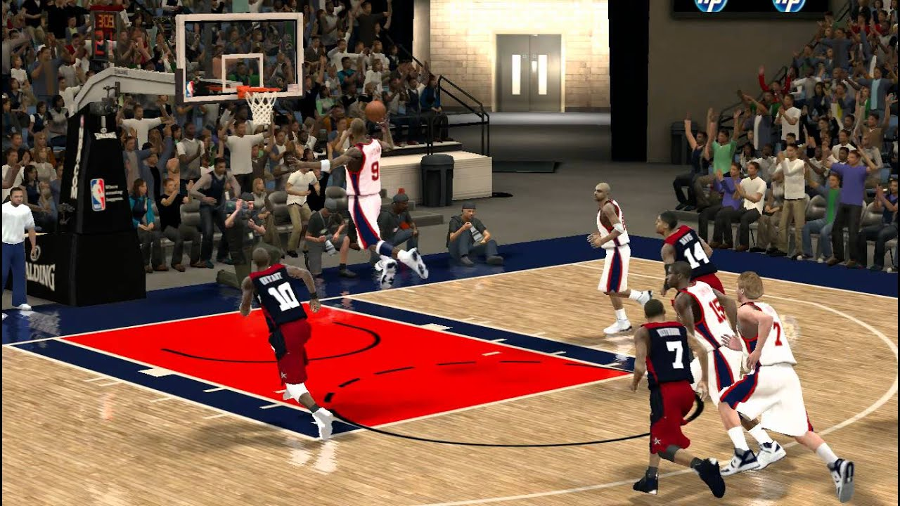 how to get better dunks in 2k13