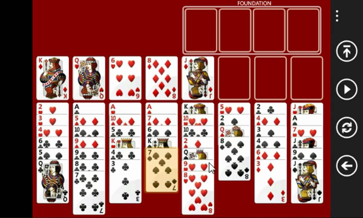 Eight off solitaire download