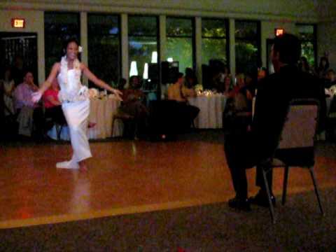Hawaiian Wedding Dance