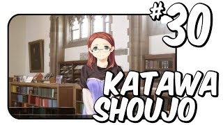 (FaceCam)VN: Katawa Shoujo | Ep.30 | Akira needs to talk!