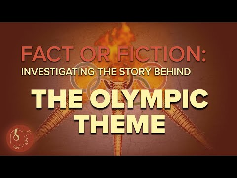 John Williams & The Olympic Theme