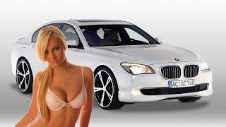 #102. Тюнинг BMW 7 Series F01 AC Schnitzer ACS7