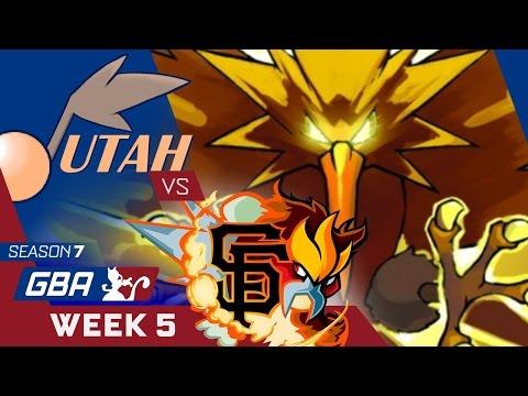 [GBAS7W5] Utah Jasmine vs. San Francisco GiEntei's