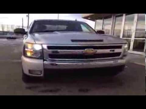 Pre Owned 2007 Chevrolet Silverado 1500 New Style for sale in Medicine Hat