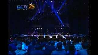 UBAY ~  I LOVE YOU A LOVE SONG -- SPEKTAKULER  SHOW 9  Indonesian Idol 2014
