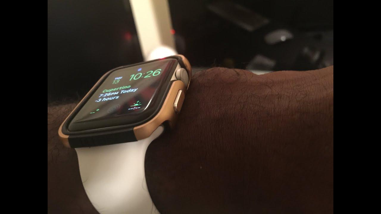 cheap for discount 57686 b1cab X-Doria Defense Edge Apple Watch Case (42MM)