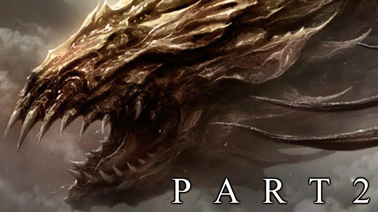 dark zen dragon undead - photo #6