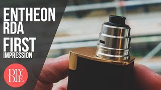 Entheon RDA First Impressions - Non-leaking Hadaly RDA?