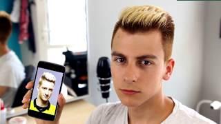 Marco Reus ⚽ Stylizacja HairStylerz  | Haircut Tutorial