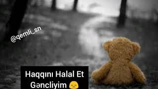 Super Qemli Şeir Status ucun video 2019