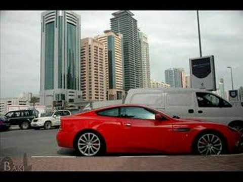 Gorgeous Cars of the UAE