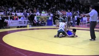 2012 OFSAA Championships: 51 kg Final Torin MacFadyen vs. Sam Jagas