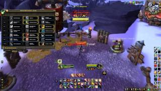 World of Warcraft::Draenor 6.1 Rogue Combat PVP Guide 6.1|| ���� ������ ��� ���� 6.1