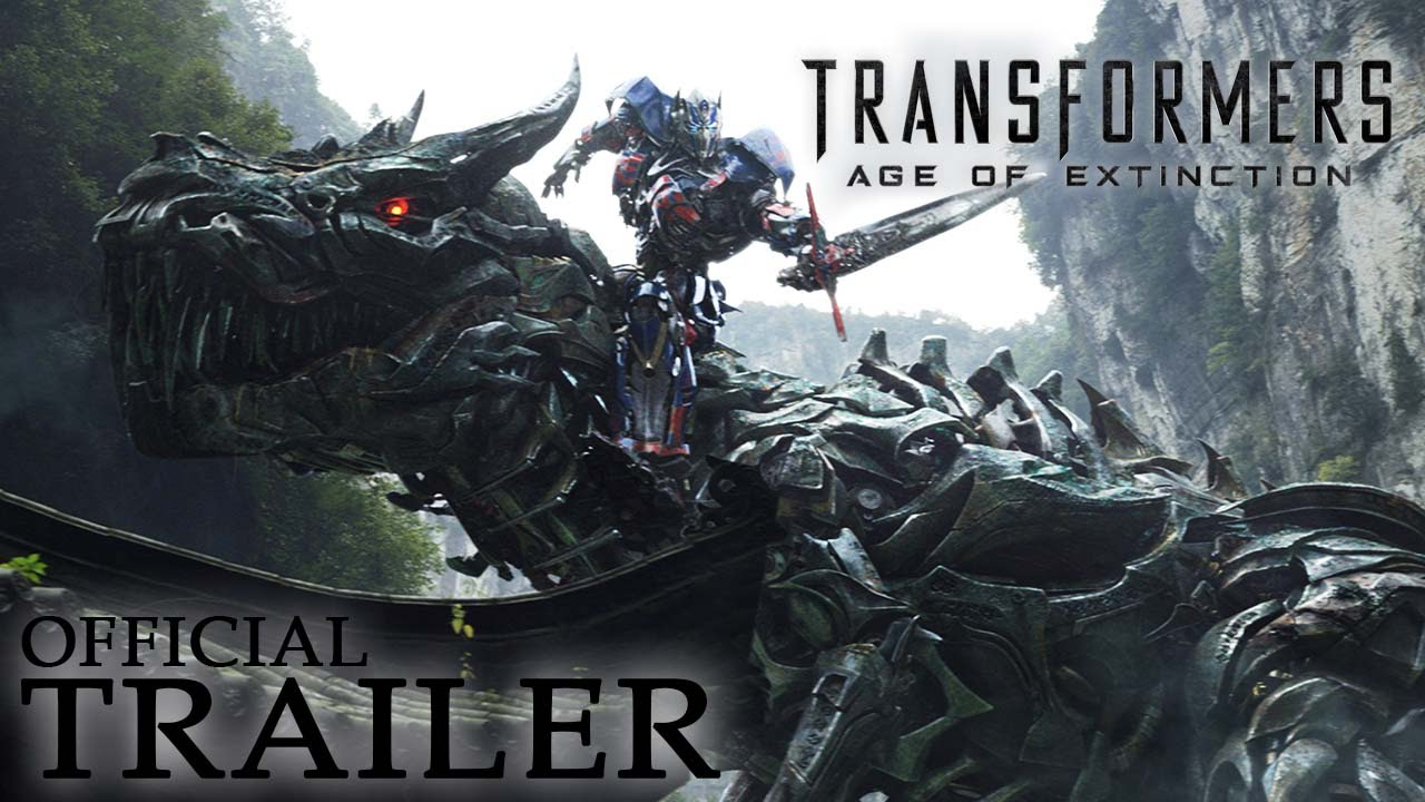 transformers: age of extinction - official trailer (hd) - youtube