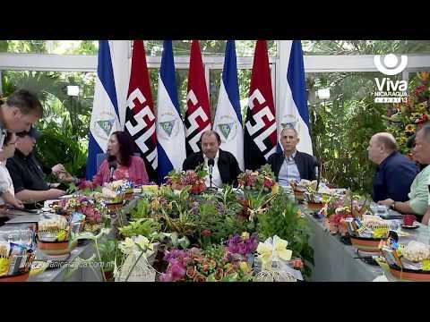 Mensaje del Presidente Comandante Daniel Ortega a las familias nicaragüenses