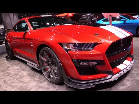 NEW 2020 - Ford Mustang Shelby GT500 Super Sport - Exterior and Interior 1080p 60fps