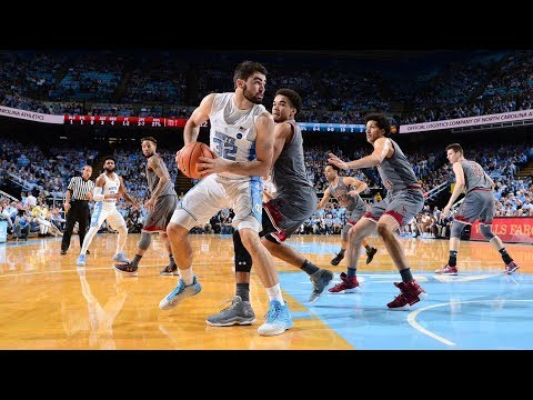 UNC Men's Basketball: Luke Maye Dominates Boston College