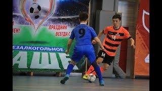 Кубок Кыргызстана: Финал. EREM - Sun City. Обзор матча
