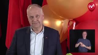 Jonas Sjöstedts 1maj-tal 2020