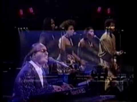 Stevie Wonder Live in Japan 1990
