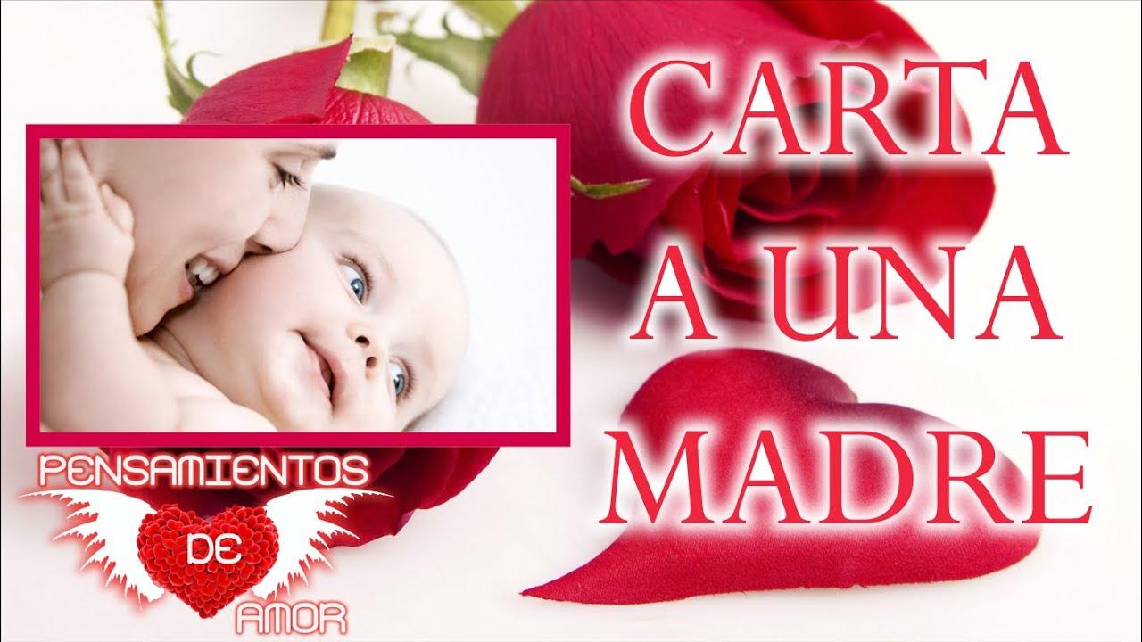una Madre, Feliz dia Mamá, Video para Enamorar, Poema para mi Madre