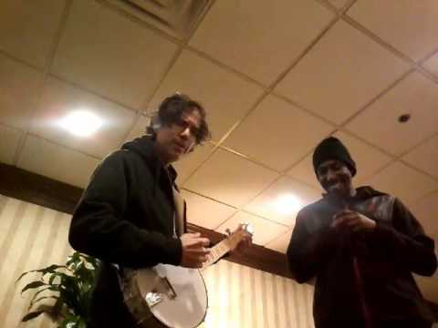 K and Jesse. Lobby jam.episode1
