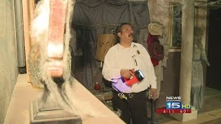 City fire marshal expects haunted houses before they open