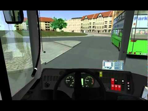 omsi bus simulator 2011 solaris urbino 12 ystad malmo map. Black Bedroom Furniture Sets. Home Design Ideas
