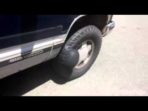 Radial Sxt Mud Terrain >> Fail-Dean radial sxt mud terrain tire explodes! Caught on video - YouTube