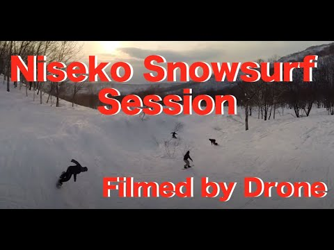 wedge【snowsurf tour】POWDER COMPANY GUIDES