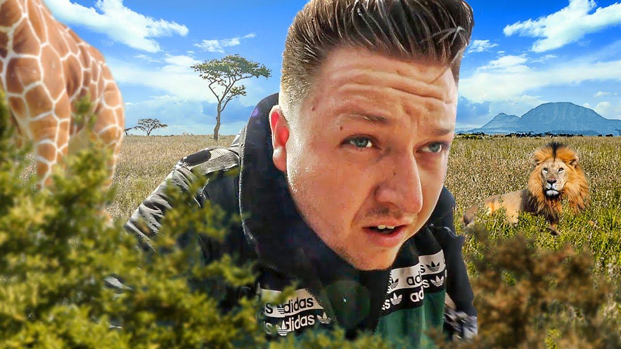 Lost in African Bush