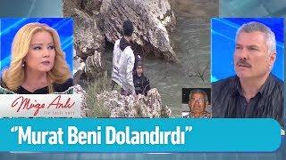 Murat bey'in kayınbiraderi telefonda... - Müge Anlı ile Tatlı Sert 25 Şubat 2019