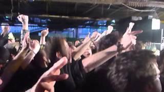 Chaos UK - Victimised - Rebellion Festival 10/8/14