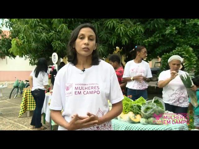 Mulheres em Campo parte 3