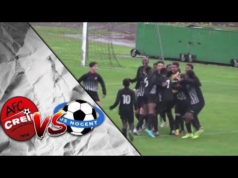 AFC CREIL VS US NOGENT  U14 LIGUE LES MEILLEURS OCCASIONS