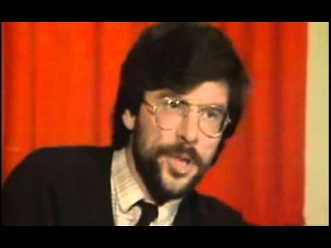 Gerry Adams interview 1983