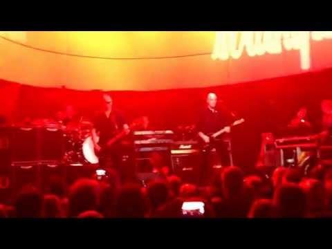 Stranglers en directo Madrid 3 abril 2014