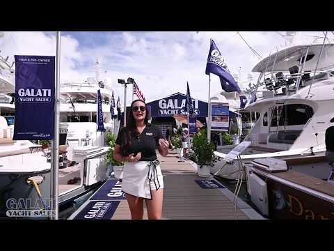 Galati Yacht Sales at the Miami Yacht Show 2019