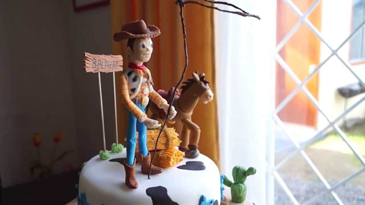 Torta toy story youtube - Cochon de toy story ...