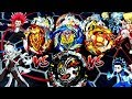 Dead Phoenix vs Cho-Z Kings-TEAM BATTLE ANIME STADIUM- Beyblade Burst Turbo超ゼツ王たち vs デッドフェニックス