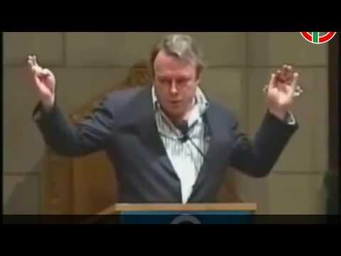 رد وجود «خدا» توسط کریستوفر هیچنز در ده دقیقه