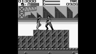 neXGam Lets Play...Kung Fu Master (Gameboy)