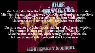 Irie Révoltés - Antifaschist (lyrics)