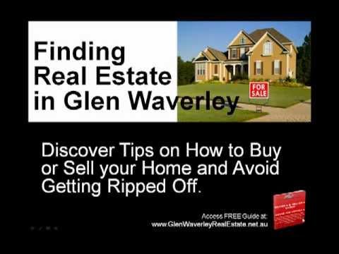 Real Estate Glen Waverley Free Buyers & Sellers Guide