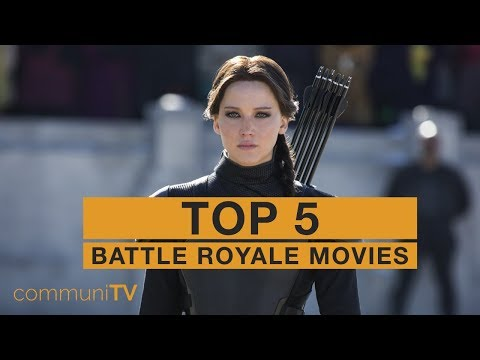 TOP 5: Battle Royale Movies