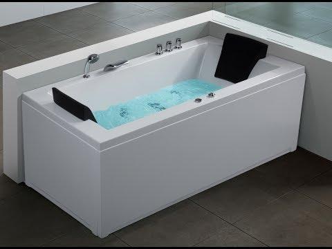 Whirlpool Kleine Badkamer : Whirlpool badewanne nizza eckwanne rechts links mit massage