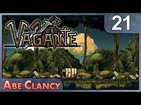 AbeClancy Plays: Vagante - 21 - Indiana