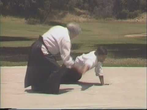 Learn to do Aikido - Self-Defense techniques - part 4